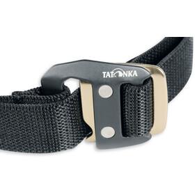 Tatonka Stretch Vyö 25mm, black